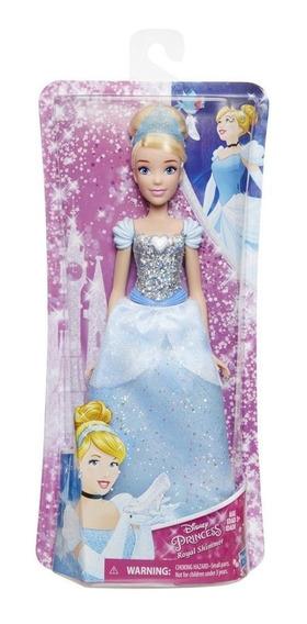 Boneca Coleção Princesas Disney Royal Shimmer Hasbro