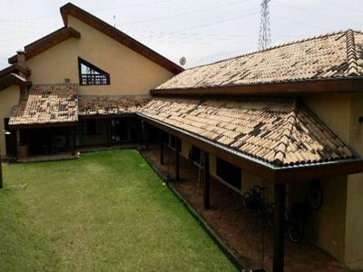 Bela Casa Térrea No Condomínio Mirante Do Vale Em Jacareí-sp - Cov95 - 3125526