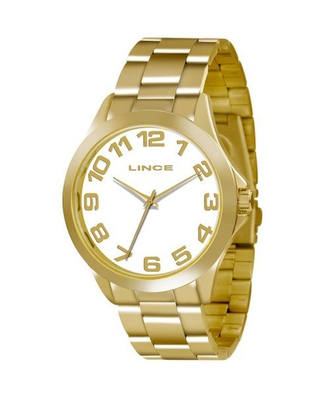 Relógio Feminino Lince Casual Lrgj039lb2kx