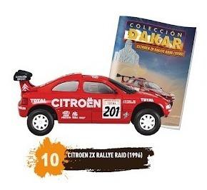 Dakar, Autos A Escala 1:43 Miniatura Rally, Em5