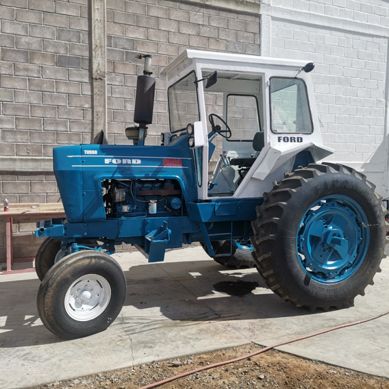 Tractor Agricola Ford 8000 Con 7560 Horas