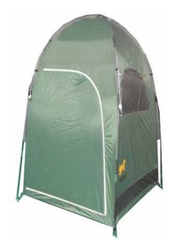 Carpa De Baño Camping Vestuario Fácil Armado