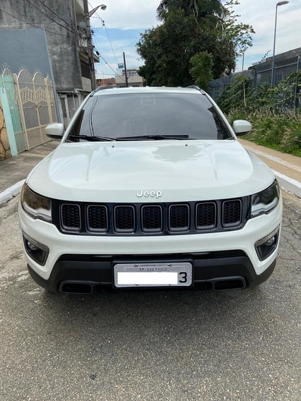 Jeep Compass 2.0 2018 Longitude Flex Aut. 5p - Impecável