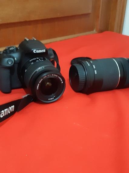Camera Canom Profissional T6