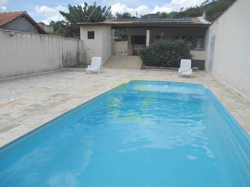 Chácara Com 3 Dormitórios À Venda, 555 M² Por R$ 440.000,00 - Usina - Atibaia/sp - Ch0653