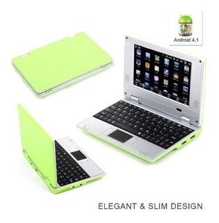 Mini Laptop Notebook Goldengulf Pantalla 7 Pulgadas Android