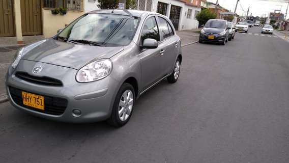 Nissan March Version-sense Full Equipo 106 Hp-motor 1600