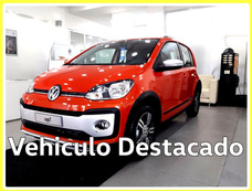 Volkswagen Up! Cross 1.0 5 Puertas Nafta Manual 0km No Usado
