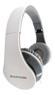 Auricular Headset Eurocase Con Micrófono Pc/consola/celular
