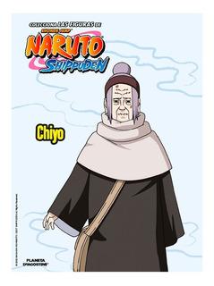 Coleccion Figuras Naruto Shippuden N° 52 Chiyo