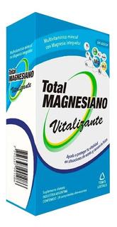Total Magnesiano Vitalizante X 24 Comprimidos Efervescentes