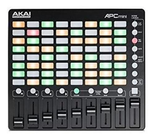 Imagen 1 de 6 de Akai Professional Apc Mini | Controlador Compacto Ableton Li