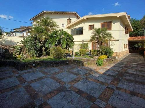 Imagem 1 de 30 de Casa Com 4 Dormitórios À Venda, 304 M² Por R$ 1.500.000 - São Paulo Ii - Cotia/sp - Ca2115