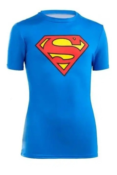 Playera Superman Under Armour