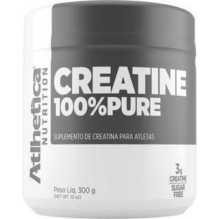 Creatina 100% Pure - Pro Series - 300g - Atlhetica Nutrition