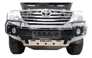 Bumper Paragolpe Reforzado Cromado Toyota Hilux Sw4