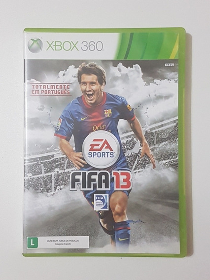 Fifa Soccer 13 Original Para Xbox 360