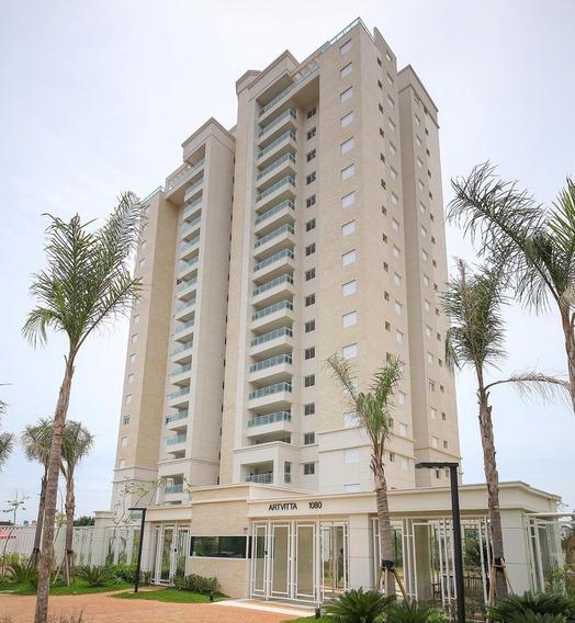 Apartamento Residencial Para Venda, Taquaral, Campinas - Ap7238. - Ap7238-inc