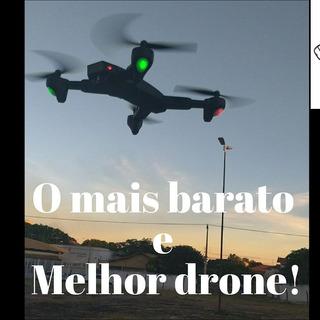 O Melhor E Maisa Barato Drone Visuo Xs809hw Com Camera