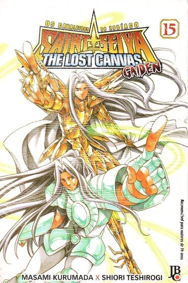Cdz The Lost Canvas Gaiden 15 - Jbc - Bonellihq Cx482 L19