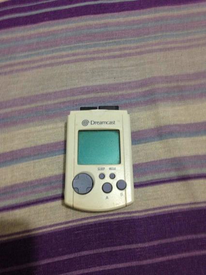Vmu Dreamcast Original Funcionando