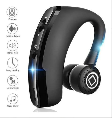 Manos Libres Bluetooth V9 Audífono Para iPhone Y Android