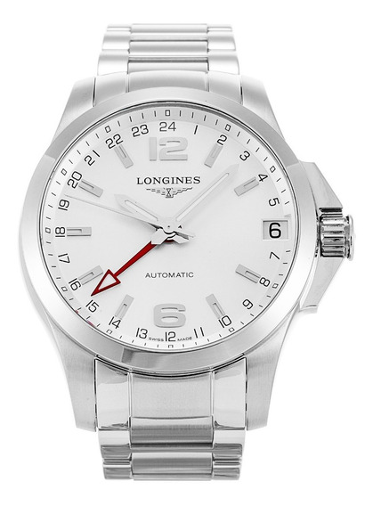 Relógio Longines Conquest - Automático - Gmt - L3.687.4