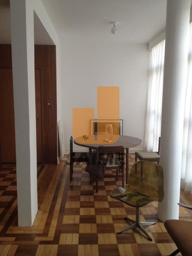Apartamento Para Venda No Bairro Higienópolis Em São Paulo - Cod: Ja2837 - Ja2837