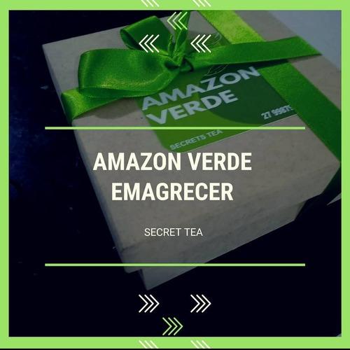 Amazon Verde Emagrecedor Natural Eficaz!!!!linha Top !
