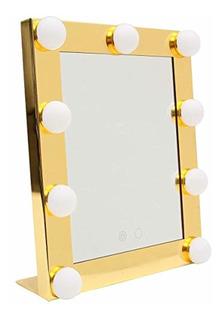 Aimee-jl Espejo De Maquillaje Con 9 Grandes