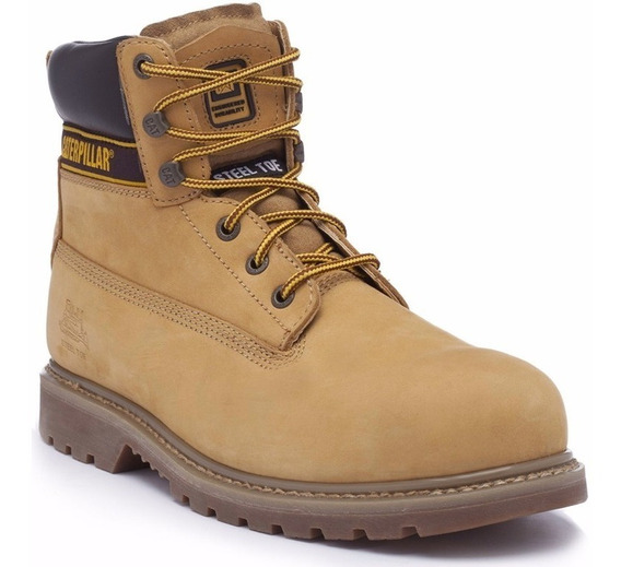 Caterpillar Botas Holton St P89733 Color Honey Original Eg