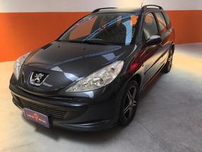 Peugeot 207 Sw 1.4 Xr Flex 5p