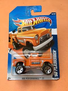 Hot Wheels - Camioneta - 56 Flashsider # 140 - 03 R