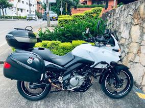 Suzuki Vstrom Dl650 - 2015