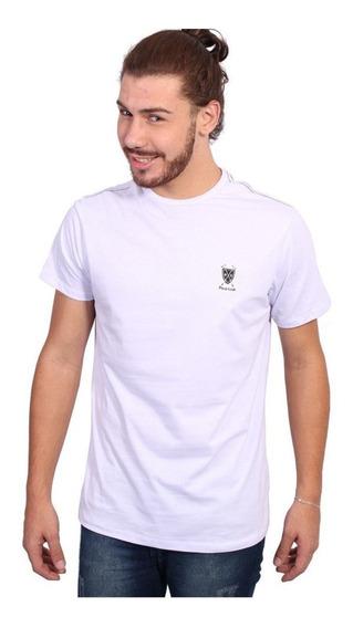 Camiseta New York Polo Club Tagless Branco