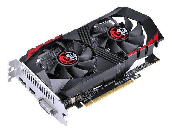 Placa De Video Gtx 1050 Ti 4gb Nvidia Geforce Gddr5 128 Bits
