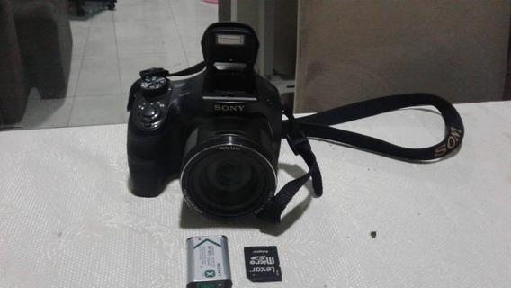 Máquina Fotográfica Semiprofissional