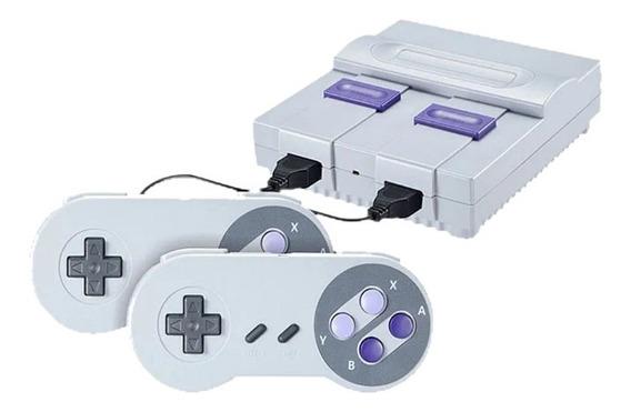 Vídeo Game Super Nintendo Nes Mini Retrô 821 Jogos