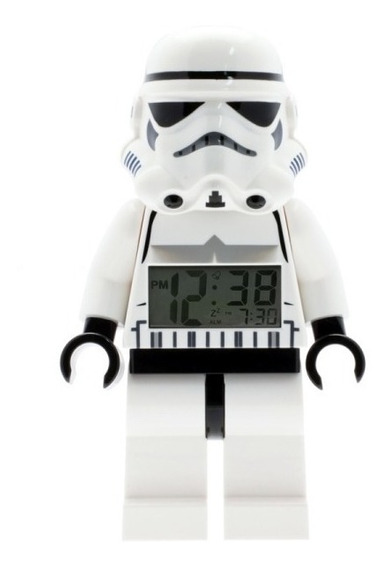 Reloj Niño Stormtrooper Lego & Bulbbotz Oficial