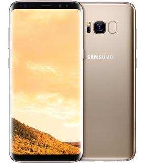 Samsung Galaxy S8 64gb Usado Pantalla Fantasma Inmaculado