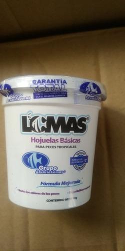 Imagen 1 de 1 de Lomas Alimento Basico Envasado 30 Grs Acuario Peces Pecera
