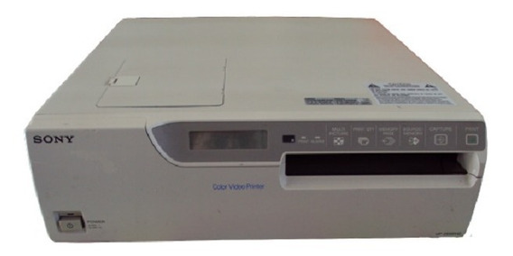 Impressora Sony Color Video Printer Udp 2905md Usada