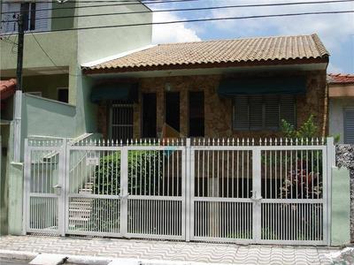 Casa Residencial À Venda, Vila Mussoline, São Bernardo Do Campo. - Ca1701
