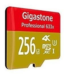 Sd 256 Gb Professional Gigastone Barato
