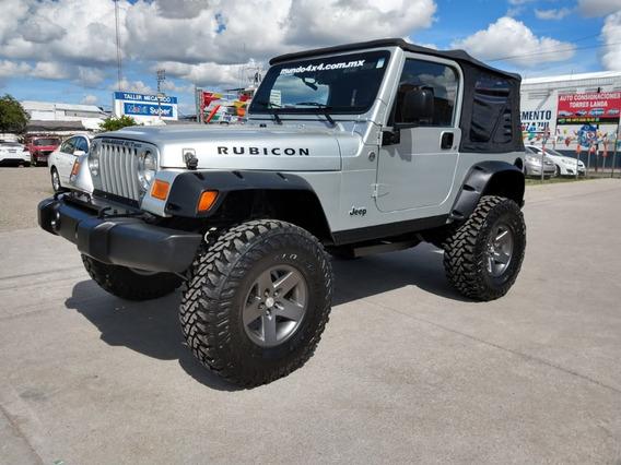 Jeep Rubicon 4x4 2005
