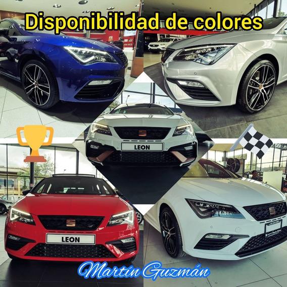 Leon Cupra 2020 Varios Colores - Entrega Inmediata