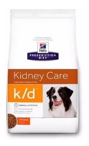 Hills K/d Canine (salud Renal) 17.6lb - kg a $28125