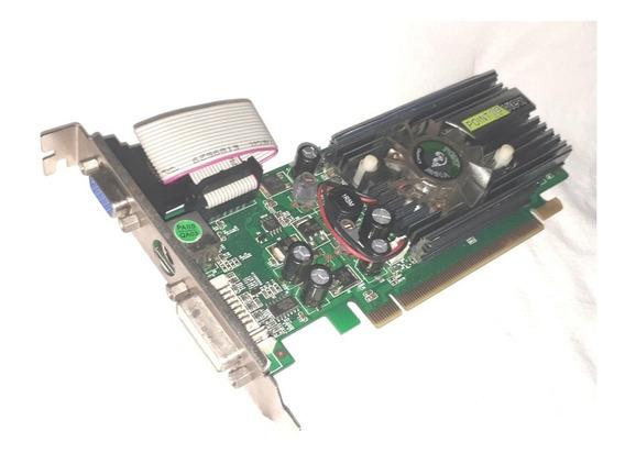 Placa De Vídeo Gf8400gs Super 512mb Pci-e Ddr2 Ddr3 Nvidia
