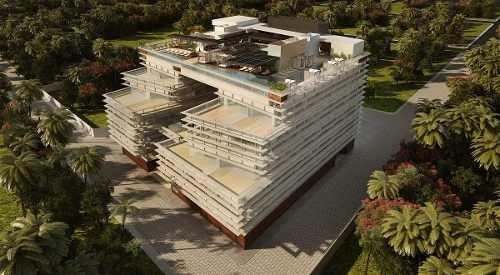 Condo En Playa Del Carmen Singular Dream Ideal Inversión