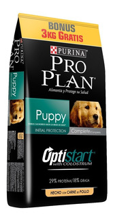 Pro Plan Perro Cachorro Raza Mediana X 15 + 3 Kg